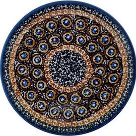 Ceramika Artystyczna Bread & Butter Plate Zanzibar Chai Signature