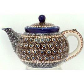 Ceramika Artystyczna Teapot Size 3 Zanzibar Chai Signature