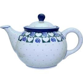 Ceramika Artystyczna Teapot Size 2 Heart Puzzle