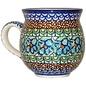 Ceramika Artystyczna Bubble Cup Medium Cottage Green Signature