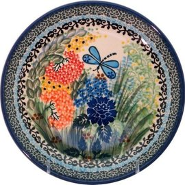 Ceramika Artystyczna Luncheon Plate Antoinette Signature