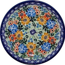Ceramika Artystyczna Luncheon Plate Catalina Signature