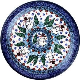 Ceramika Artystyczna Dinner Plate U4661 Signature