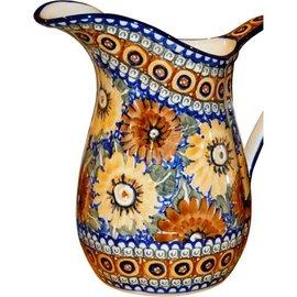 Ceramika Artystyczna French Pitcher Size 2 U0585 Signature 4