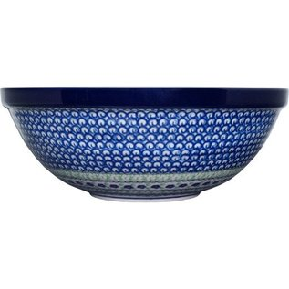 Ceramika Artystyczna Kitchen Bowl Size 4 Cosmos Green Signature 4