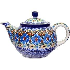 Ceramika Artystyczna Teapot Size 3 Promenade Signature