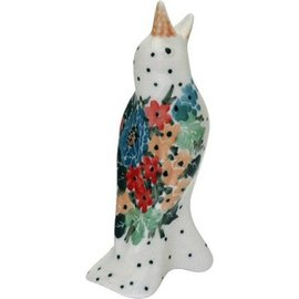 Ceramika Artystyczna Pie Bird U4037 Signature