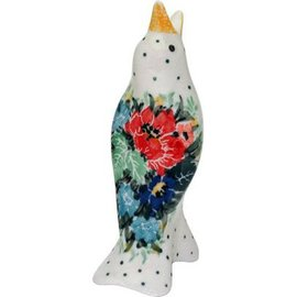 Ceramika Artystyczna Pie Bird U4553 Signature