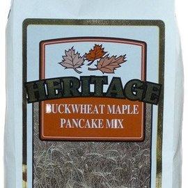 Maple Hollow Pancake Mix Buckwheat/Maple