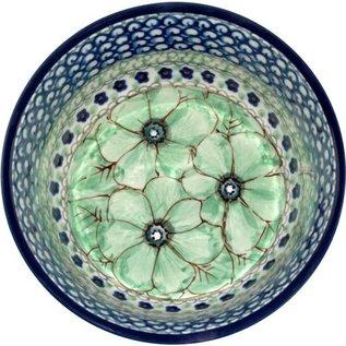 Ceramika Artystyczna Modern Bowl Size 2 Cosmos Green Signature 4
