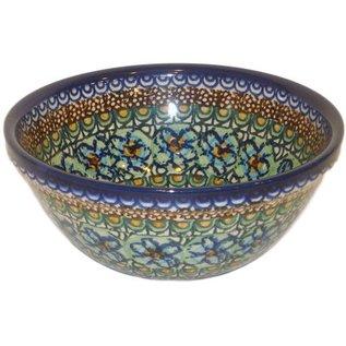 Ceramika Artystyczna Kitchen Bowl Size 2 Cottage Green Signature