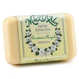 Mistral Mistral Bar Soap 200g Classic Gardenia