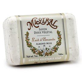 Mistral Mistral Bar Soap 200g Classic Almond Milk