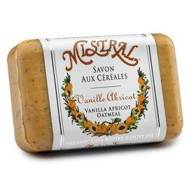 Mistral Mistral Bar Soap 200g Classic Vanilla Apricot