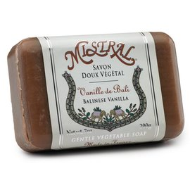 Mistral Mistral Bar Soap 200g Classic Balinese Vanilla