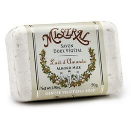 Mistral Mistral Bar Soap 50g Signature Almond Milk
