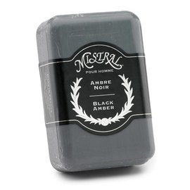 Mistral Mistral Bar Soap Men's 250g Black Amber