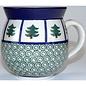 Ceramika Artystyczna Bubble Cup Small Evergreen