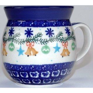 Ceramika Artystyczna Bubble Cup Small Jingle Bells