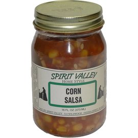 Spirit Valley Corn Salsa