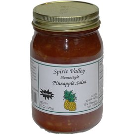 Spirit Valley Pineapple Salsa