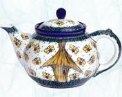 Size 3 (6c) Teapots
