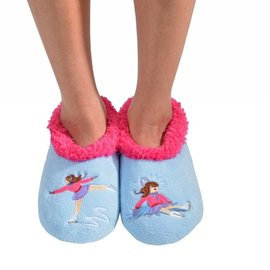 Snoozies Snoozie Splitz Ice Skater Light Blue