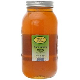 Maple Hollow Honey Clover Blossom Glass 6 lb.