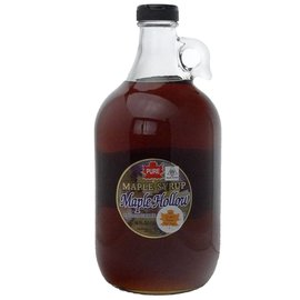Maple Hollow Maple Syrup 64 oz. Glass Half Gallon