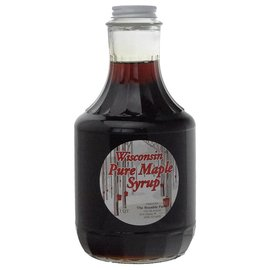Maple Hollow Maple Syrup Dark Amber Quart