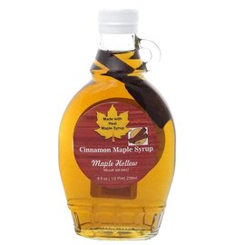 Maple Hollow Maple Syrup Cinnamon Syrup 8 oz.