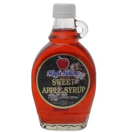 Maple Hollow Sweet Apple Syrup 8 oz.