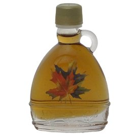 Maple Hollow Maple Syrup Maple Leaf Print 1.68 oz.