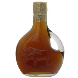 Maple Hollow Maple Syrup La Basque Embossed Moose 8.45 oz.