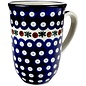 Ceramika Artystyczna Bistro Cup Royal Cranberry