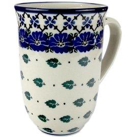 Ceramika Artystyczna Bistro Cup Rosie's Choice