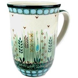 Ceramika Artystyczna Bistro Cup Prairie Blues C Signature