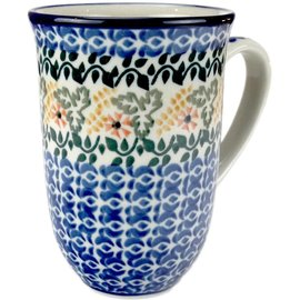 Ceramika Artystyczna Bistro Cup Nasturtium