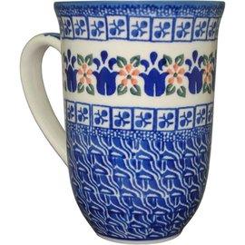 Ceramika Artystyczna Bistro Cup Dutch Tulips