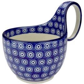 Ceramika Artystyczna Soup Cup On Target