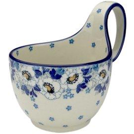 Ceramika Artystyczna Soup Cup Magnolia White