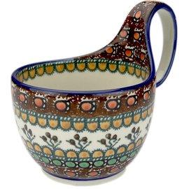 Ceramika Artystyczna Soup Cup Cobblestone Signature