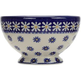 Ceramika Artystyczna Pedestal Bowl Size 1 Sunny Side Up