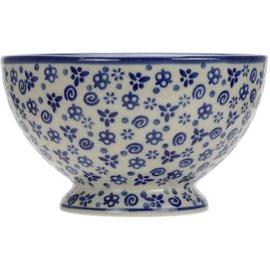Ceramika Artystyczna Pedestal Bowl Size 1 Pretzel
