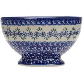 Ceramika Artystyczna Pedestal Bowl Size 1 Petit Point