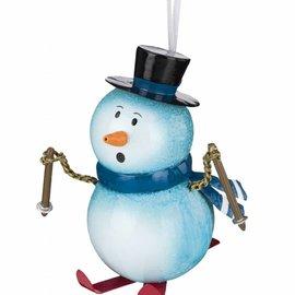 Regal Art & Gift Snowbie Ornament Skiing