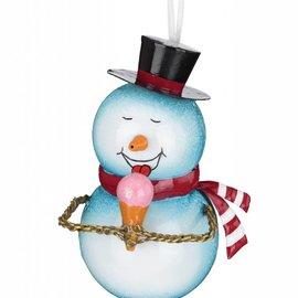 Regal Art & Gift Snowbie Ornament Snowcone