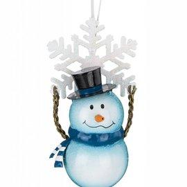 Regal Art & Gift Snowbie Ornament Snowflake