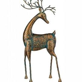 Regal Art & Gift Turning Regal Reindeer