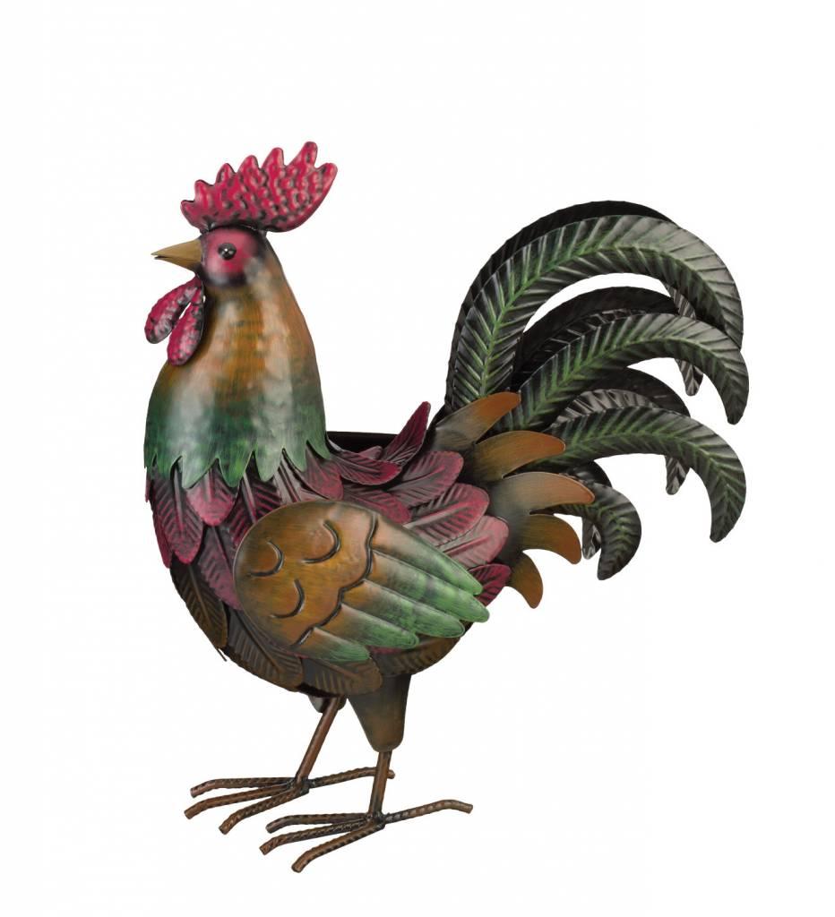 Regal Art Gift Burgundy Rooster Decor 14